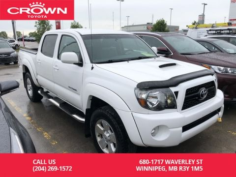 Pre-Owned 2011 Toyota Tacoma TRD Sport 4WD DoubleCab / Highway Kms / Great Condition