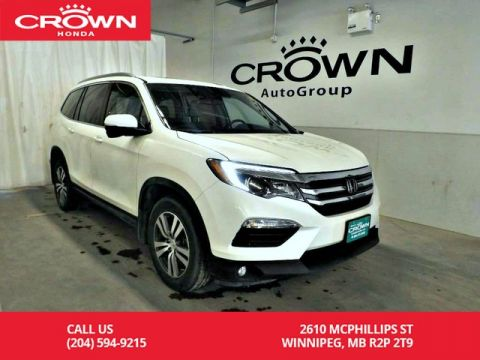 Pre-Owned 2016 Honda Pilot EX-L/ navigation/one owner lease return/ accident-free history/