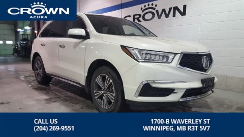 Certified Pre-Owned 2017 Acura MDX Premium SH-AWD ** 7 Passenger** Includes No Charge Warranty **