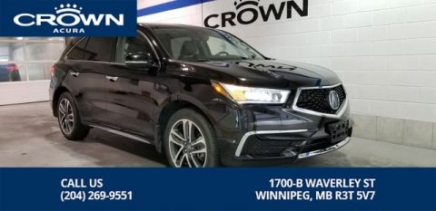 Certified Pre-Owned 2017 Acura MDX NAVI Package **SH-AWD** Includes No Charge Certified Warranty**