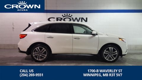 Certified Pre-Owned 2017 Acura MDX Nav SH-AWD ** Includes Free Extended Warranty** 7 Seater**
