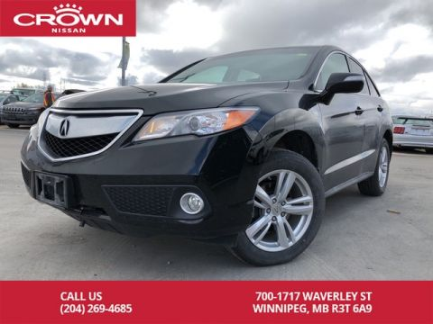 Pre-Owned 2015 Acura RDX Tech Package AWD 3.5L V6 *Clean CarFax/Local Trade*