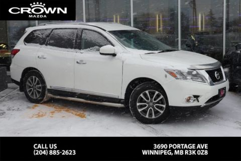 Pre-Owned 2014 Nissan Pathfinder SL**Serviced at Crown Nissan**