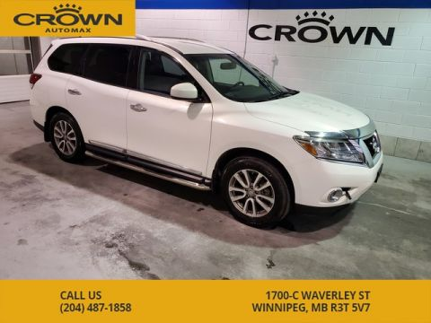 Pre-Owned 2014 Nissan Pathfinder 4WD SL *Two Sets of Tires, Local vehicle**