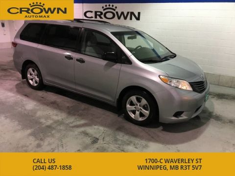 Pre-Owned 2015 Toyota Sienna CE 7-Pass