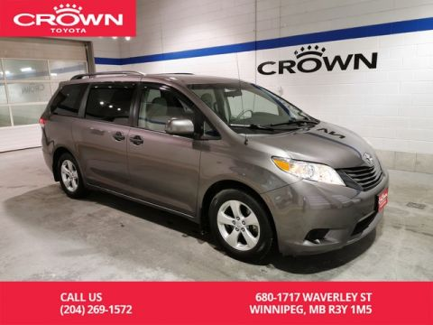 Pre-Owned 2014 Toyota Sienna 7-Pass FWD / Local / One Owner / Low Kms / Great Value