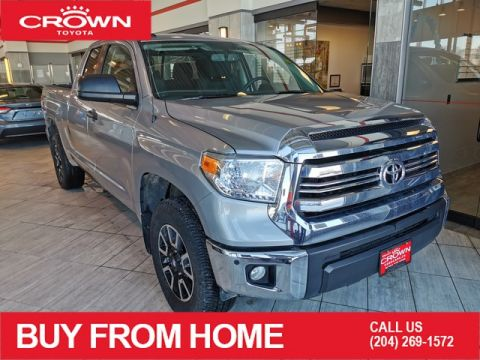 Pre-Owned 2017 Toyota Tundra CROWN ORIGINAL / BACK UP CAMERA / SR5 PLUS