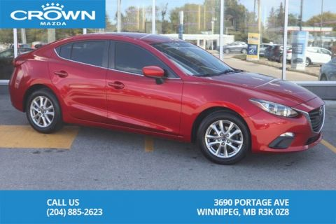 Pre-Owned 2014 Mazda3 GS-SKY **One Owner**