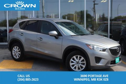 Pre-Owned 2014 Mazda CX-5 GX AWD **Low KM/ Serviced here**