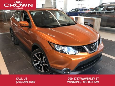 Pre-Owned 2019 Nissan Qashqai SL AWD *Nissan Certified/Apple Carplay/Android Auto*