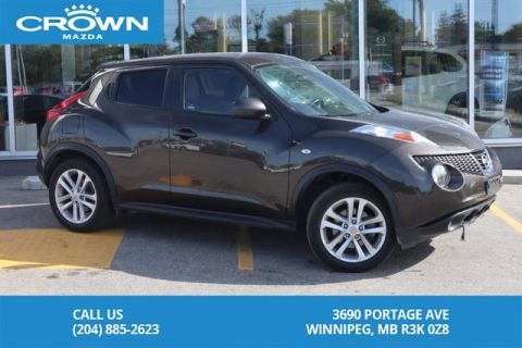 Pre-Owned 2013 Nissan JUKE SL AWD **One Owner**