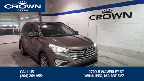 Pre-Owned 2014 Hyundai Santa Fe XL Luxury 3.3L ** 7 Passenger ** All Wheel Drive ** Remote Starter Included**
